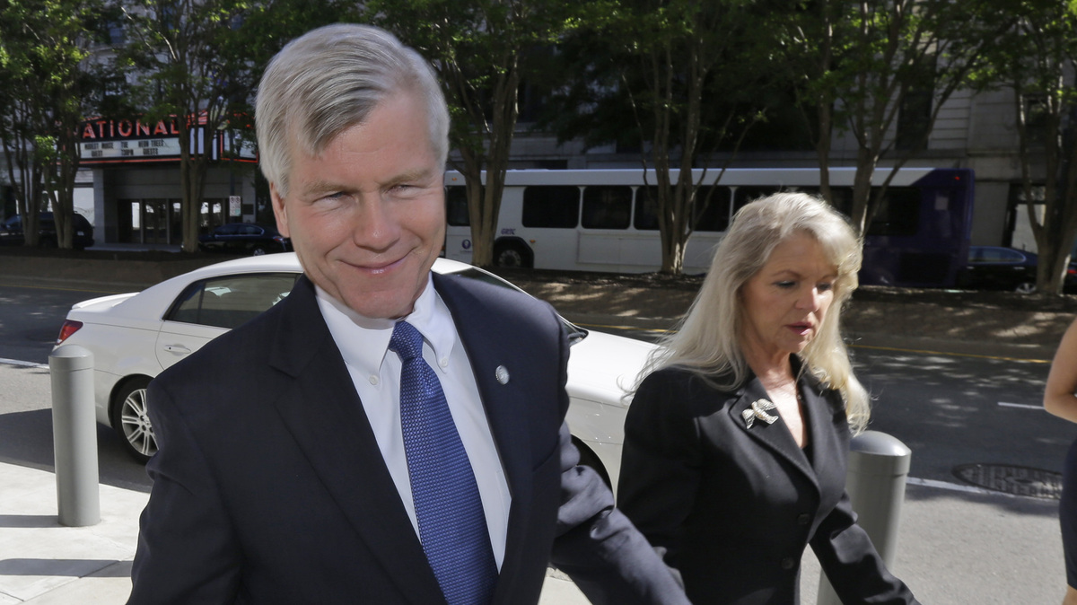 Judge Refuses To Drop Charges Against Former Va. Gov ...