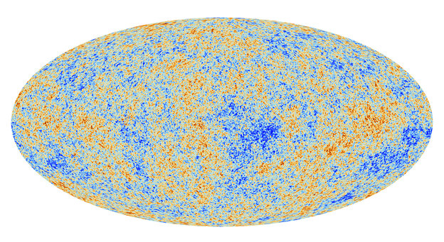 In 2009, the European Space Agency launched the Planck satellite, which offers the best map yet of the microwave sky. Planck indicates that ordinary matter (the stuff of stars and planets) is only about 5 percent of the universe.