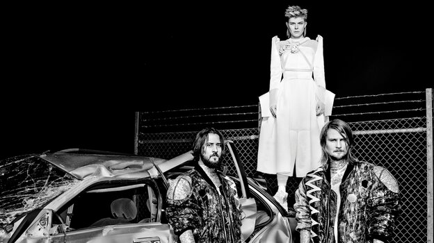 Royksopp & Robyn's new mini-album, Do It Again, comes out May 26.