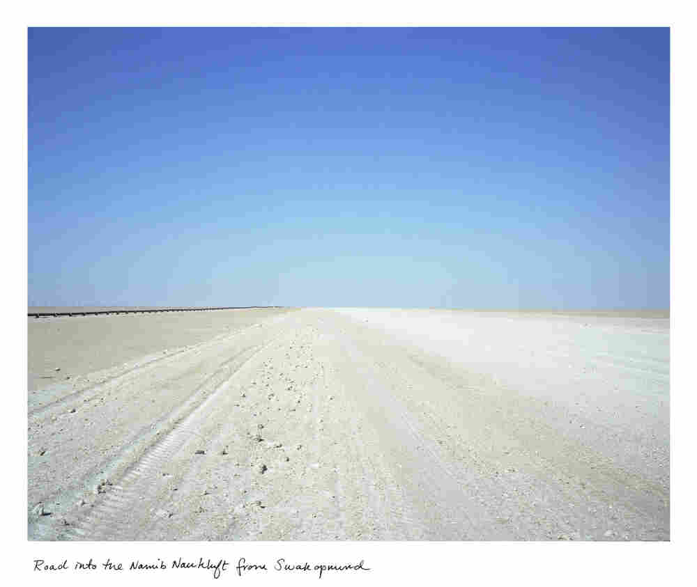 Namib road.