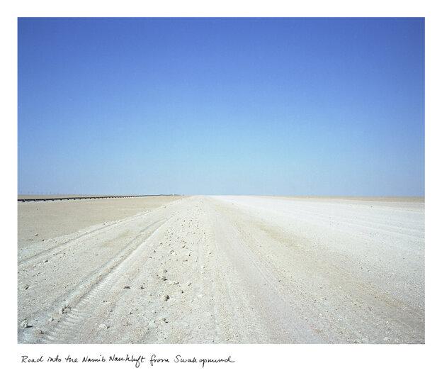 Namib road.