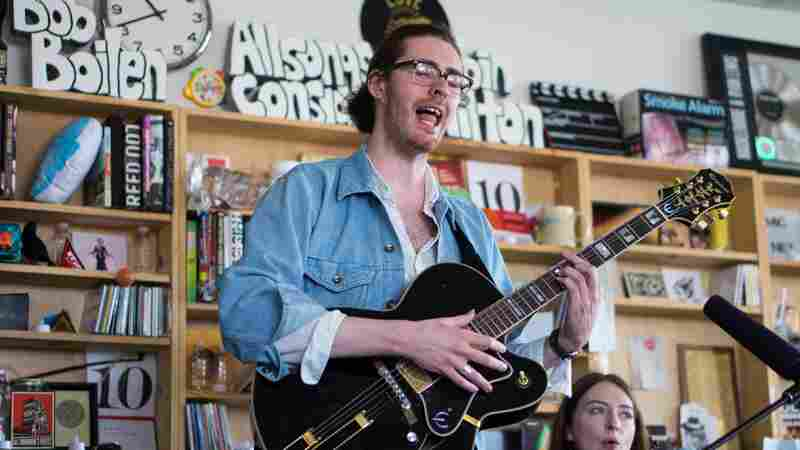 Hozier: Tiny Desk Concert