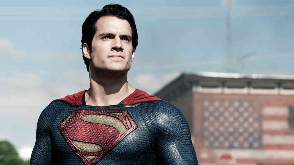 Henry Cavill played Superman in Man Of Steel and will return to go to court with Batman (we hope) next year.