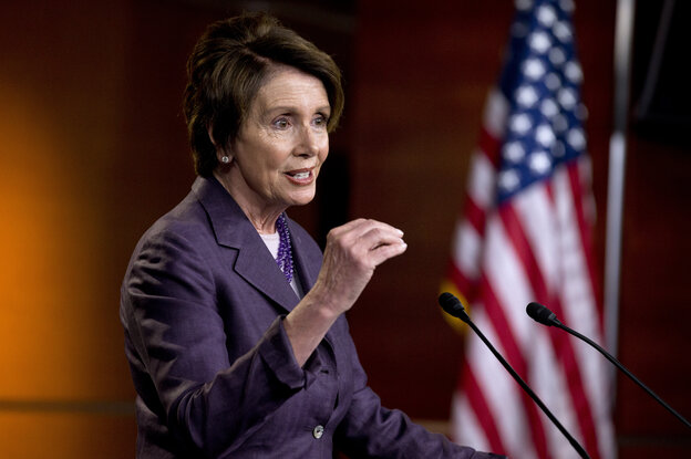 "Rep. Nancy Pelosi, D-Calif., said the presence of Democrats will keep the House select committee on Benghazi ""fair and open and balanced."""