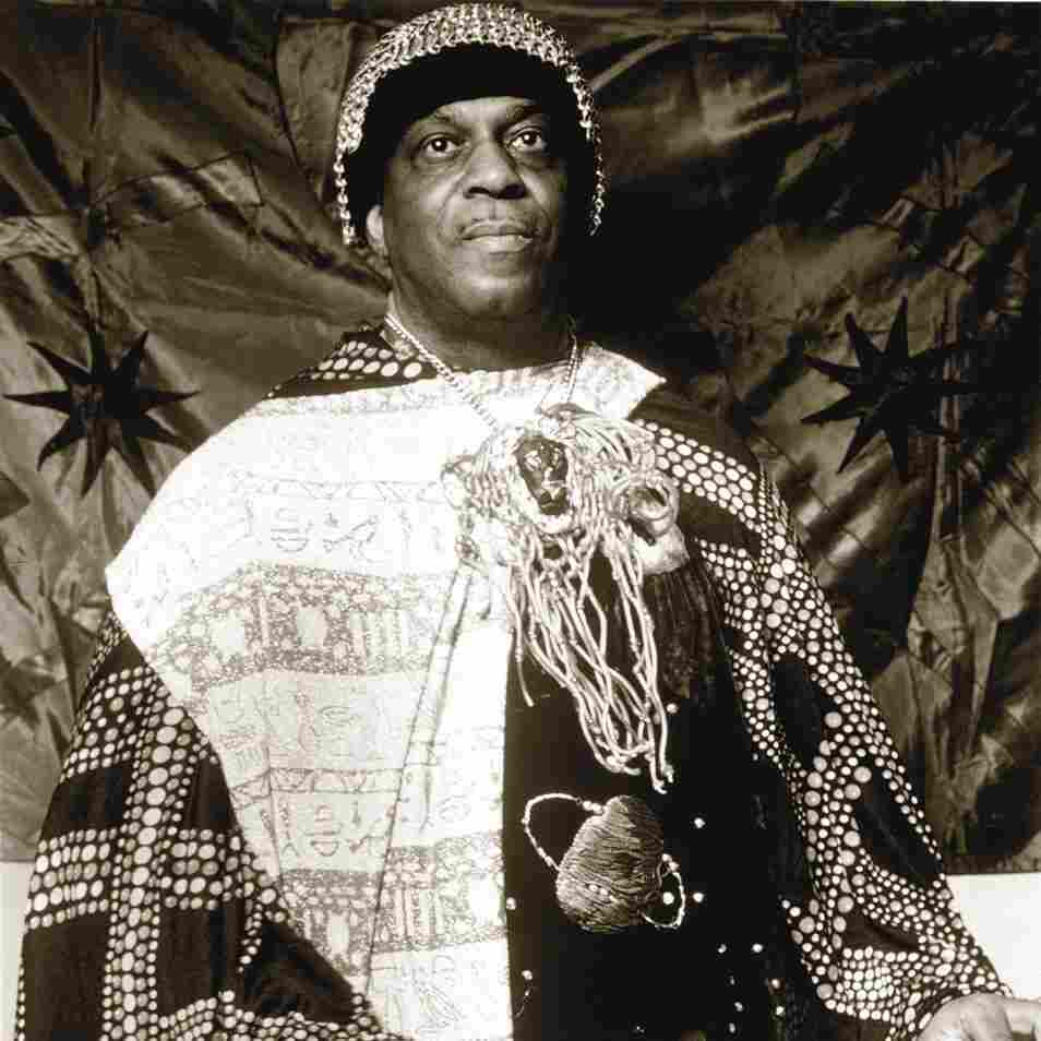 Saturn Still Swings: Celebrating Sun Ra At 100