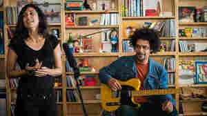 Yasmine Hamdan: Tiny Desk Concert