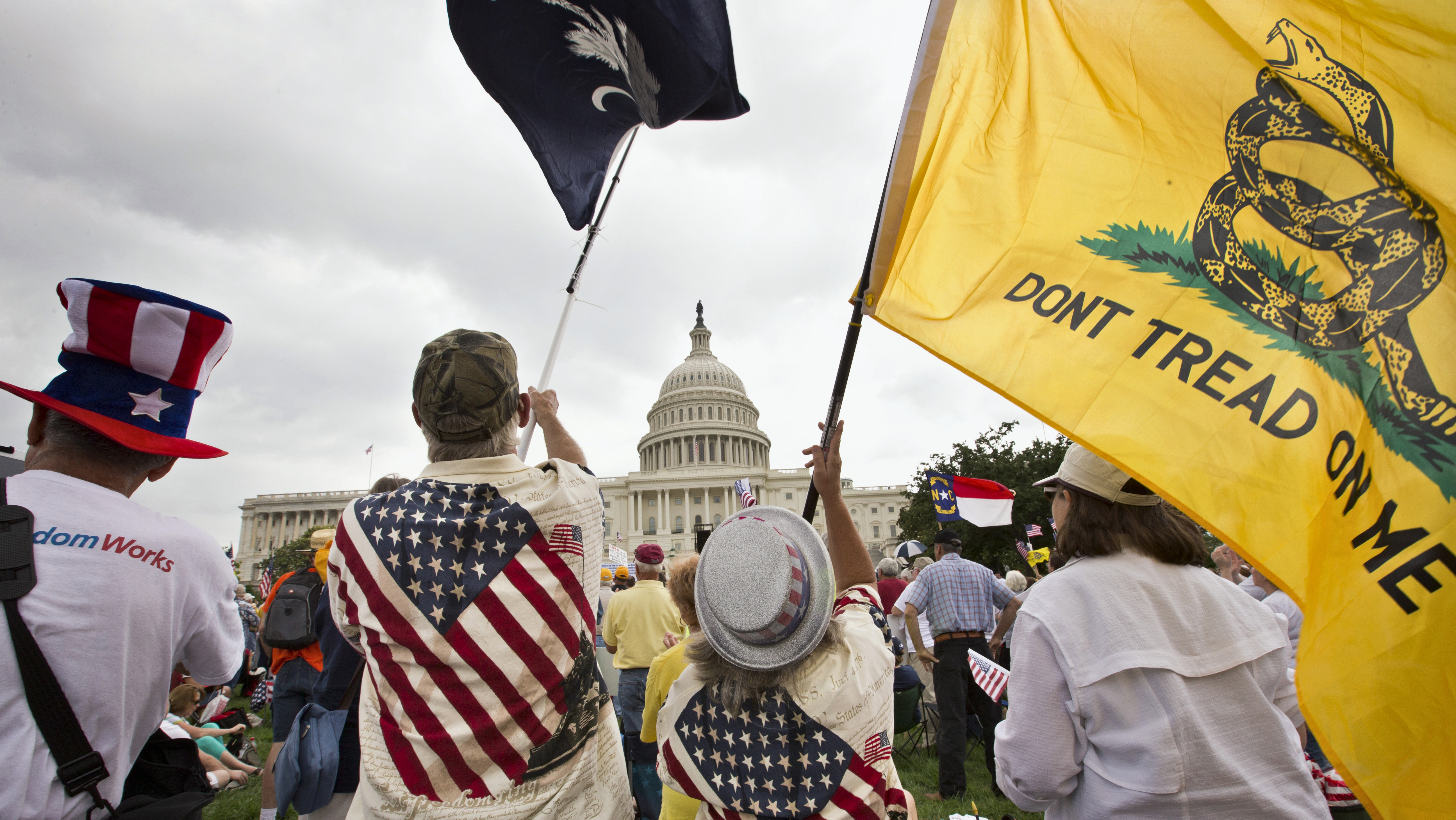 Is The Tea Party Finished?