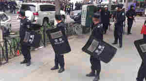 Attack On Street Market In Northwest China Kills 31