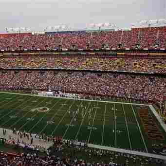 Senate To NFL: Change The Redskins' Name