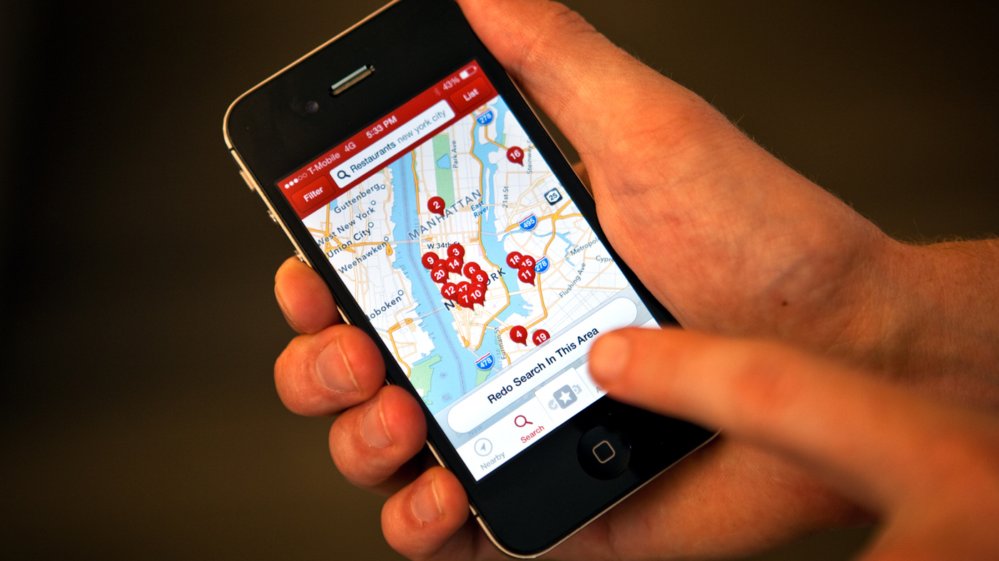 How Yelp Can Help Disease Detectives Track Food Poisoning
