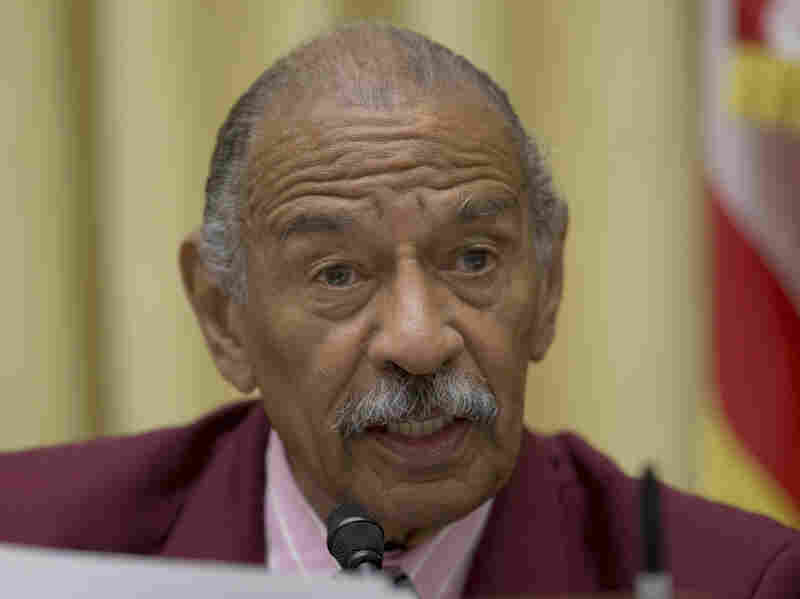 Since 1989, Rep. John Conyers, D-Mich., has introduced into each session of Congress a bill called HR 40, Commission to Study Reparation Proposals for African Americans Act.