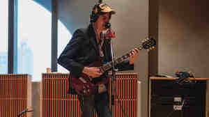 Stephen Malkmus performs live at The Current.