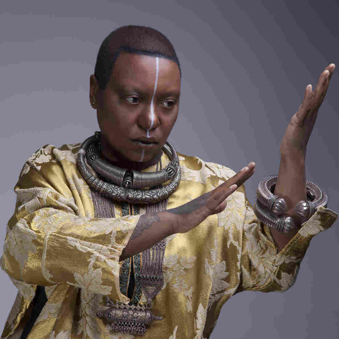 First Listen: Meshell Ndegeocello, 'Comet, Come To Me'