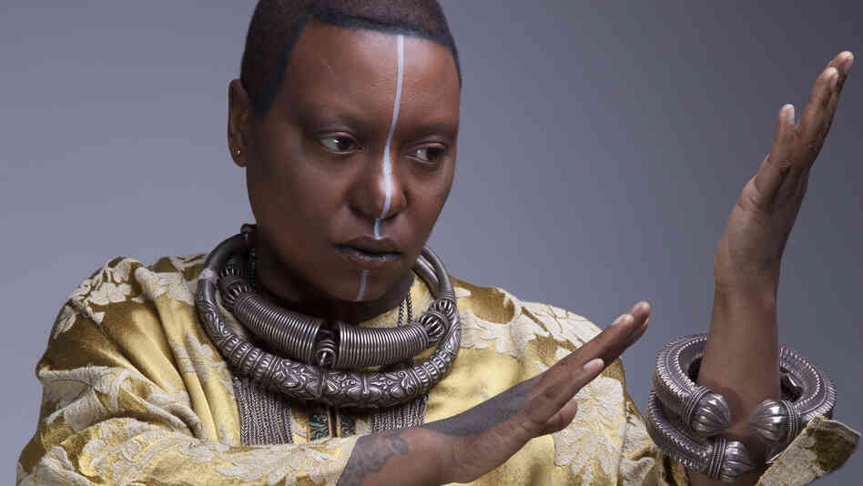 Meshell Ndegeocello's new album, Comet, Come to Me, comes out June 3.