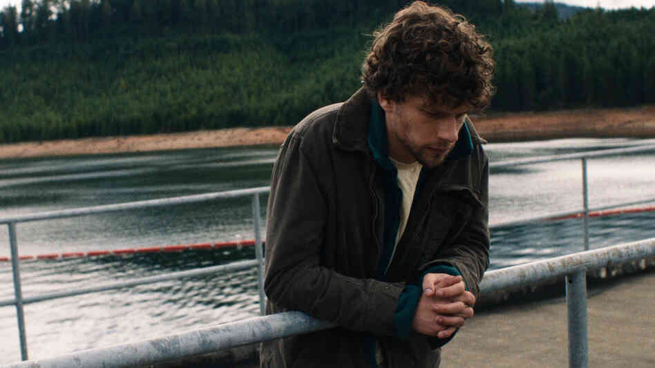 In Night Moves, Josh (Jesse Eisenberg) and two other partners in crime (played by Dakota Fanning and Peter Sarsgaard) plot to load a boat with explosives and blow up a dam in an act of consciousness-raising eco-terrorism.