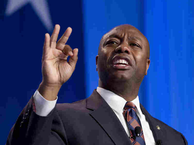 Sen. Tim Scott, R-S.C., says that Great Society social programs aren't helping working people.