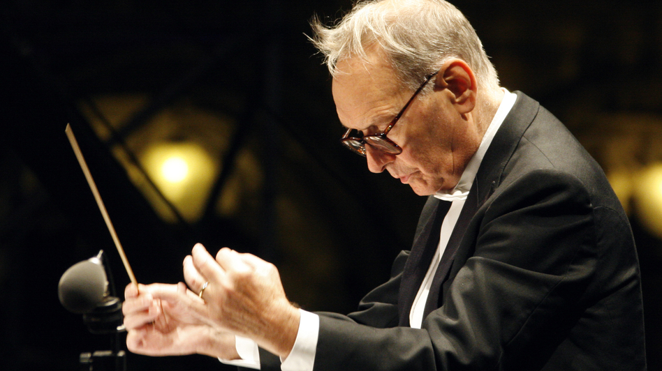 Ennio Morricone became a fixture of global culture with his film music — but as a young composer, he was a radical. (Courtesy of Armonia AC)