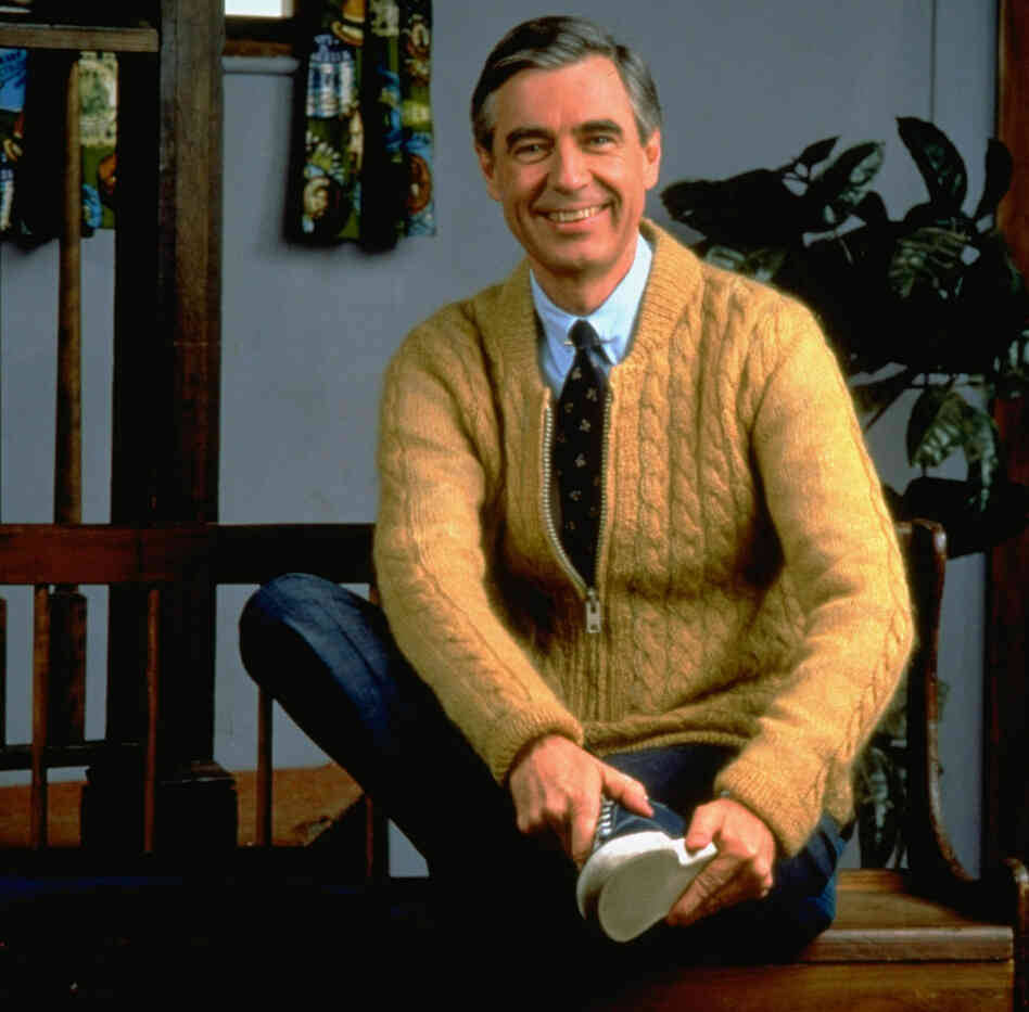 Why Mr. Rogers Is Having A Big Moment In Education : NPR Ed : NPR