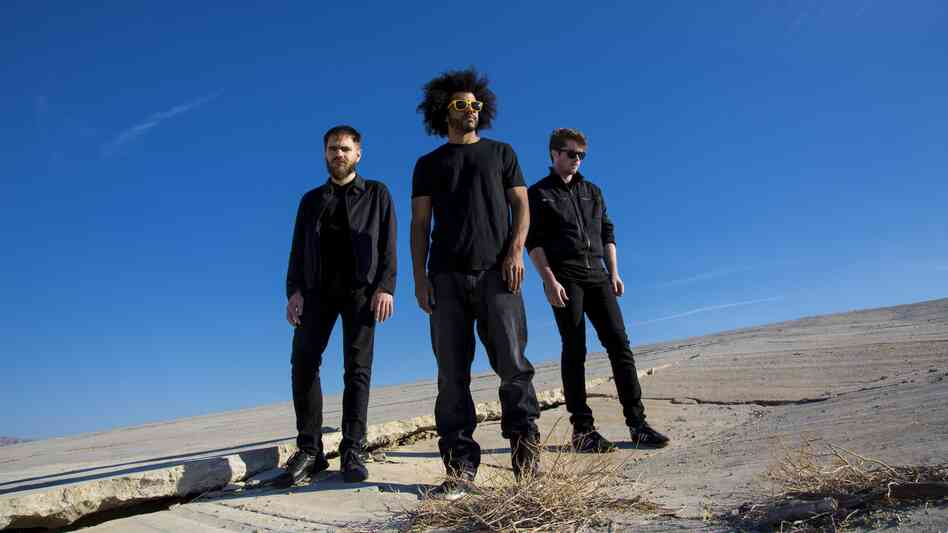 Clipping.'s debut album, CLPPNG, comes out June 10.