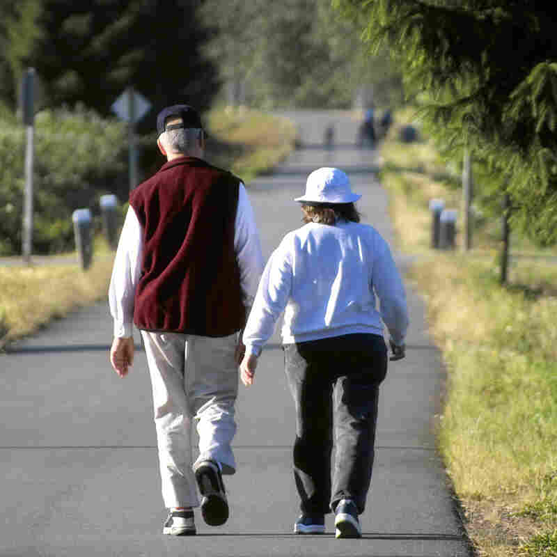 When Older People Walk Now, They Stay Independent Later