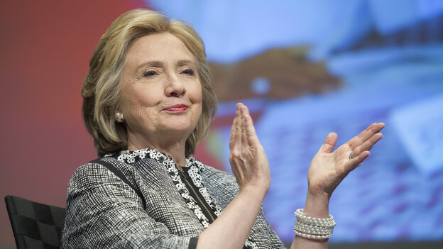 Publisher Simon & Schuster says the initial printing of Hillary Clinton's soon-to-be-released memoir, Hard Choices, has already sold out.