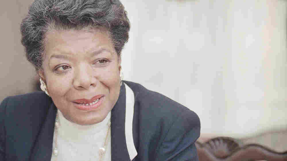 'Fresh Air' Remembers Poet And Memoirist Maya Angelou