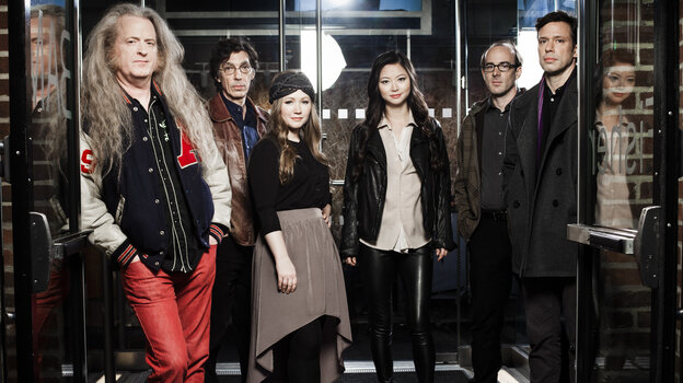 Music collective Bang on a Can All-Stars is one of the musical partners sharing a bill with the New York Philharmonic during the Biennial.