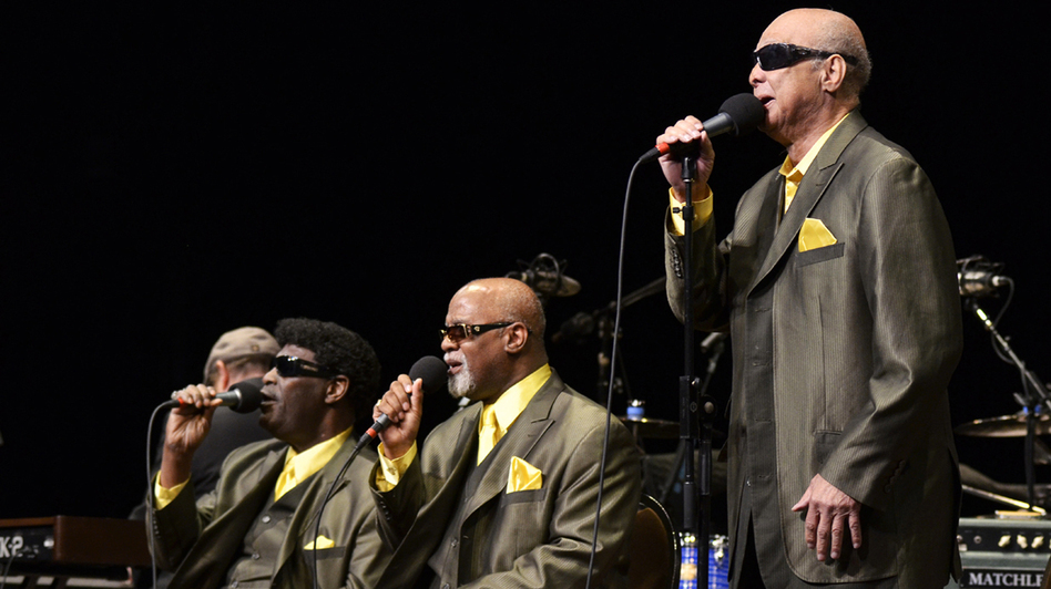 The Blind Boys of Alabama. (Mountain Stage)
