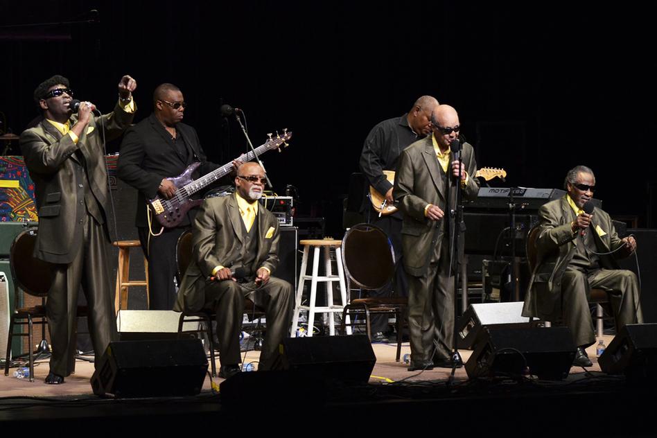 Blind Boys of Alabama. (Mountain Stage)