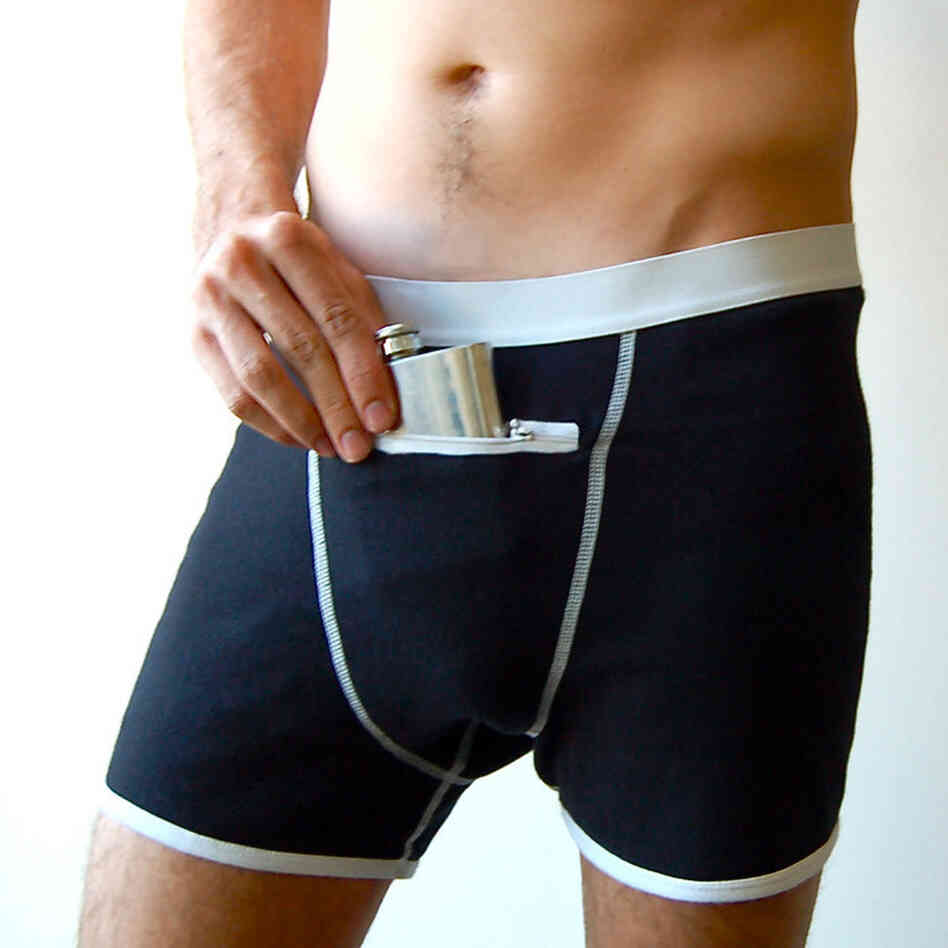 These Speakeasy Briefs retail for $23.95.