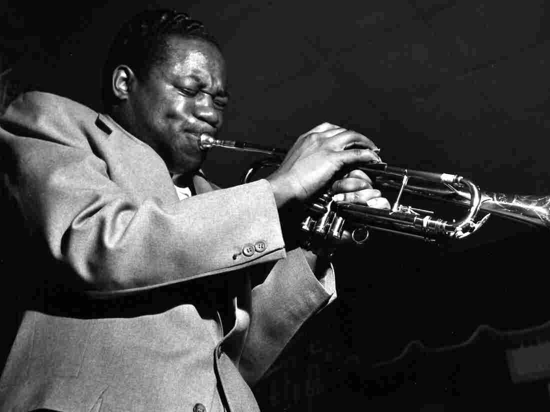 Clifford Brown turned in a number of fine solos playing with bandleader Art Blakey in 1954.