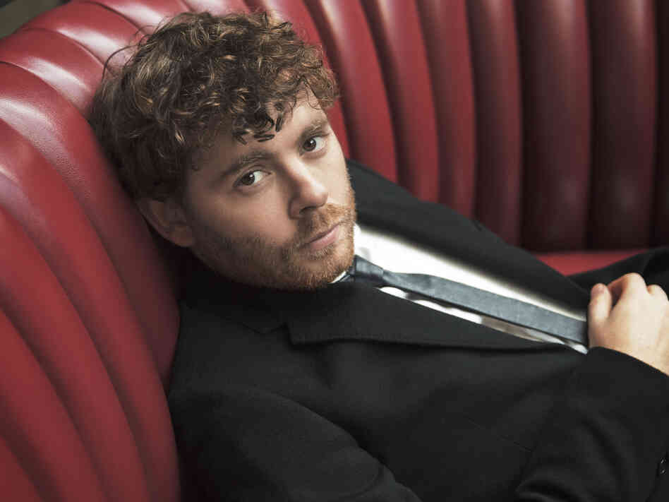 Gabriel Kahane is the rare musician who travels easily between classical, musical theater and pop. His new album is The Ambassador.