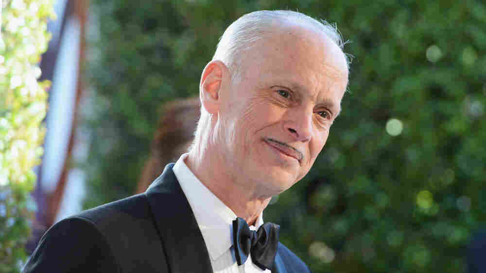 Wait A Second ... Is That Hitchhiker John Waters?