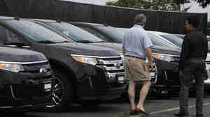 Auto sales rebounded in March and consumer spending remains strong, signs that the economy won't stay down for long, analysts say.