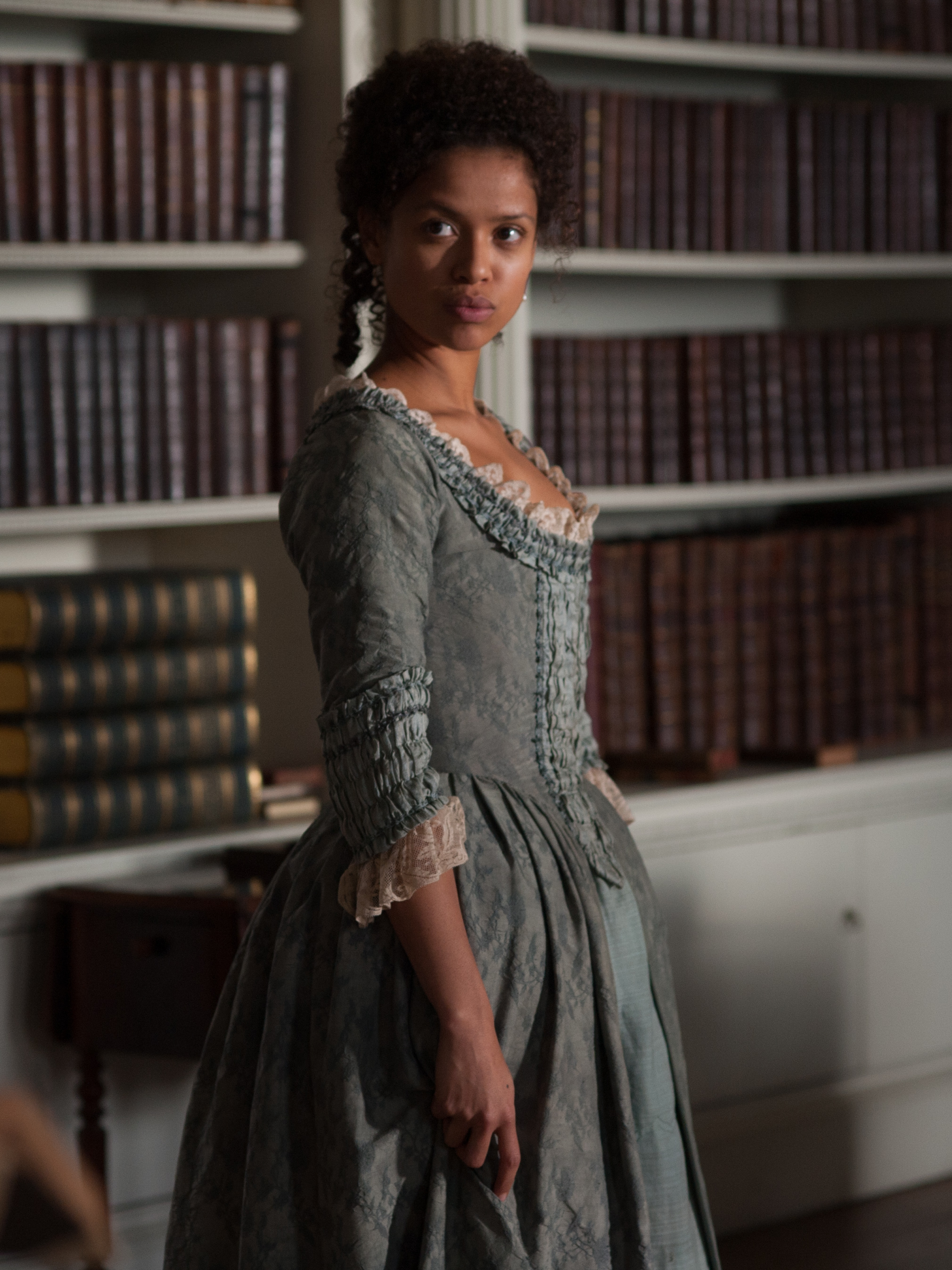 'Belle': Romance, Race And Slavery With Jane Austen Style