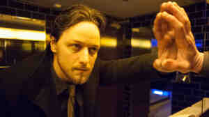 Filth is based on a novel by Irvine Welsh — who also wrote the profane, drug-fueled epic Trainspotting. James McAvoy plays Detective Sergeant Bruce Robertson — a bigoted junkie cop — with enough foul-mouthed sleaze to be thoroughly off-putting.
