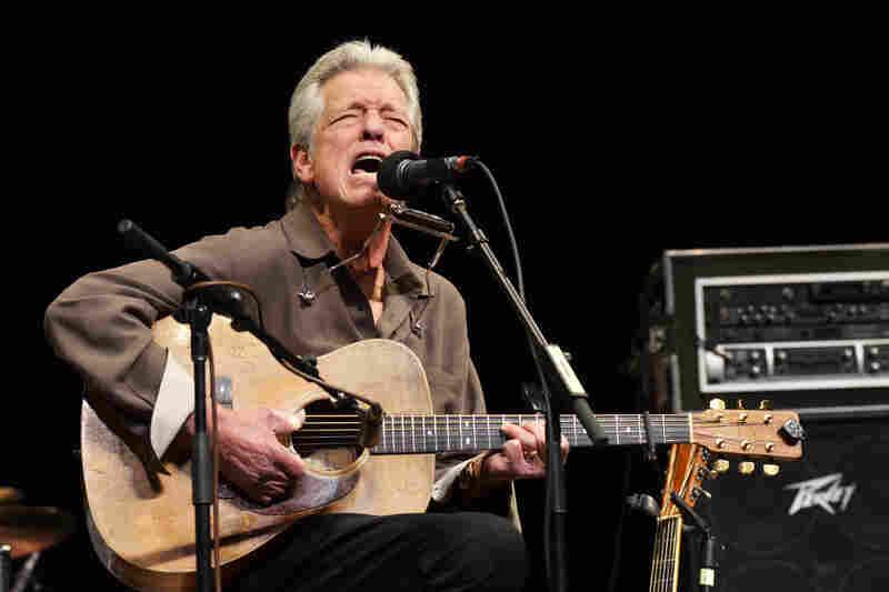 John Hammond performs live on Mountain Stage.