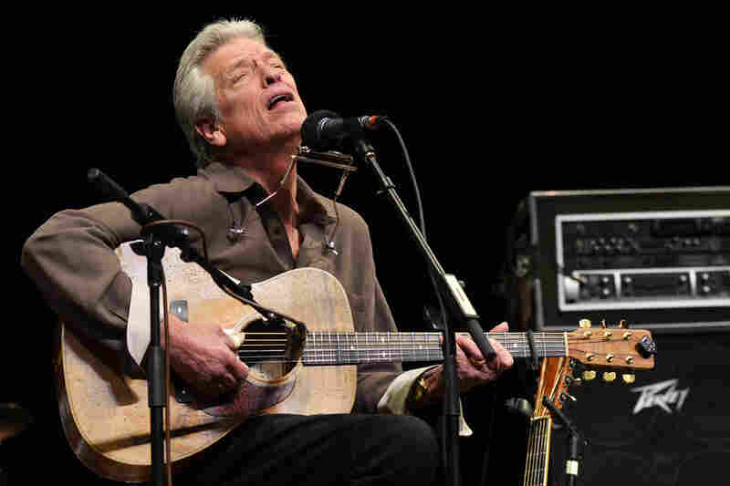 John Hammond performs live on Mountain Stage.