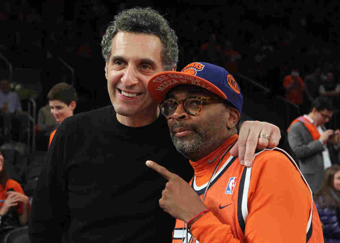 John Turturro and Spike Lee's long-standing collaboration spans several films, including Do the Right Thing, Mo' Better Blues and He Got Game.