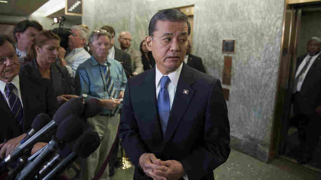 "Veterans Affairs Secretary Eric Shinseki said he's ""mad as hell"" about reported problems with the VA health care system, and politicians on both sides of the aisle also expressed outrage. But the origins of the scandal are bipartisan, with deep roots, and not everyone agrees on what to do about it."