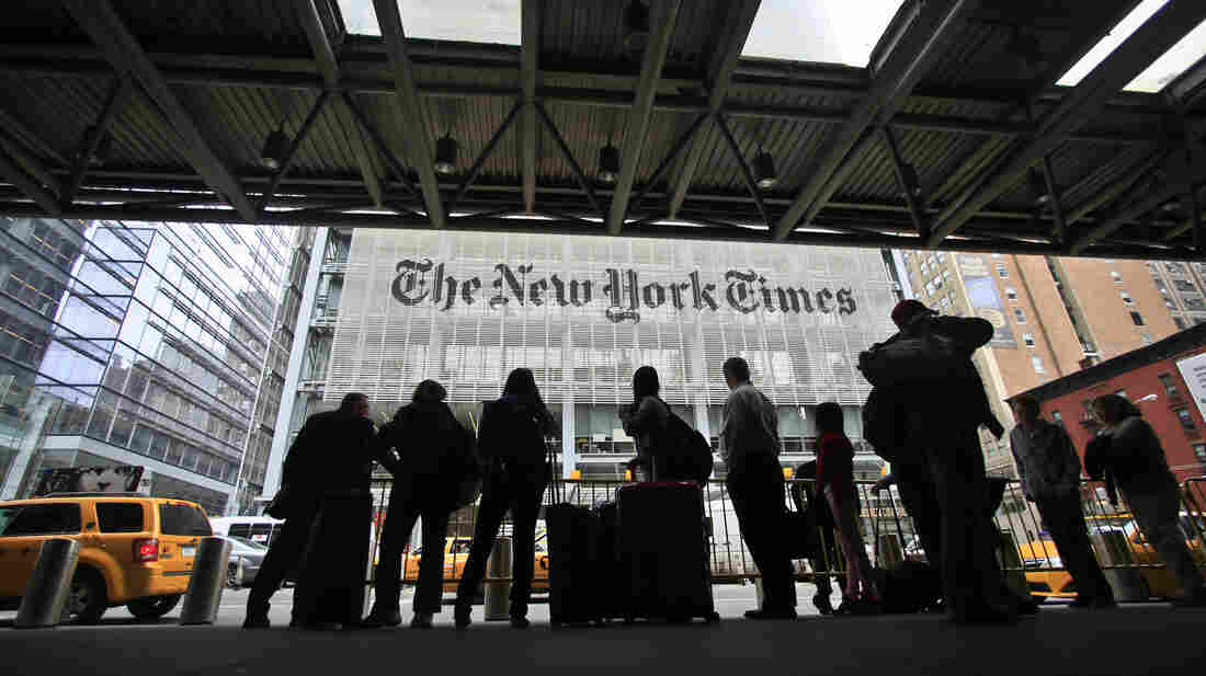 The Times is making headlines for more than just its change in leadership; an internal review, which leaked to the press earlier this month, was intensely critical about how the newspaper has adapted to the digital era.
