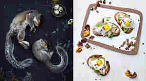 How A Food Stylist Made Squirrel And Earthworm Look Appetizing