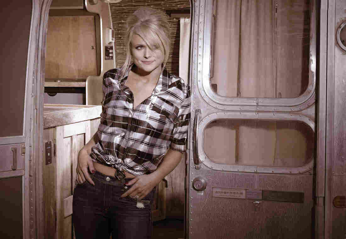 Miranda Lambert's album, Platinum, comes out on June 3.
