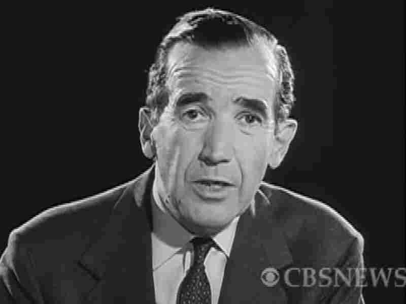 Harvest of Shame ends with Murrow looking squarely into the camera and delivering a call to action.