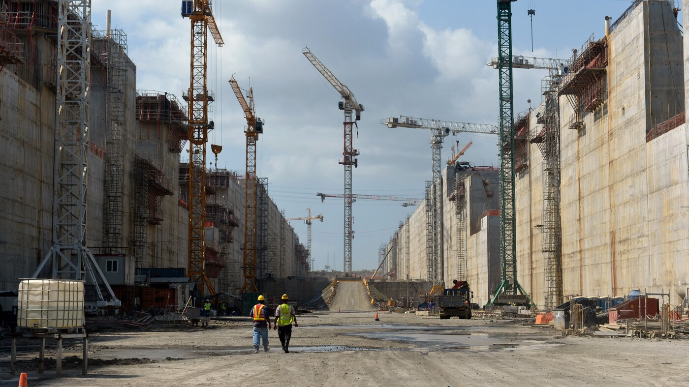 Expanding The Panama Canal: The Problem Is Money, Not Mosquitoes