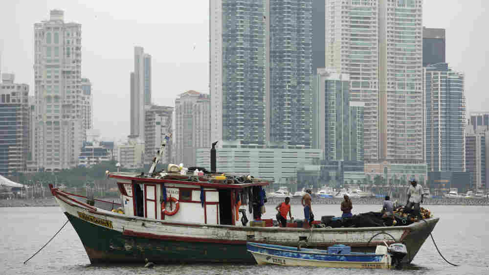 Panama's Canal Divides A Country Into Haves And Have-Nots