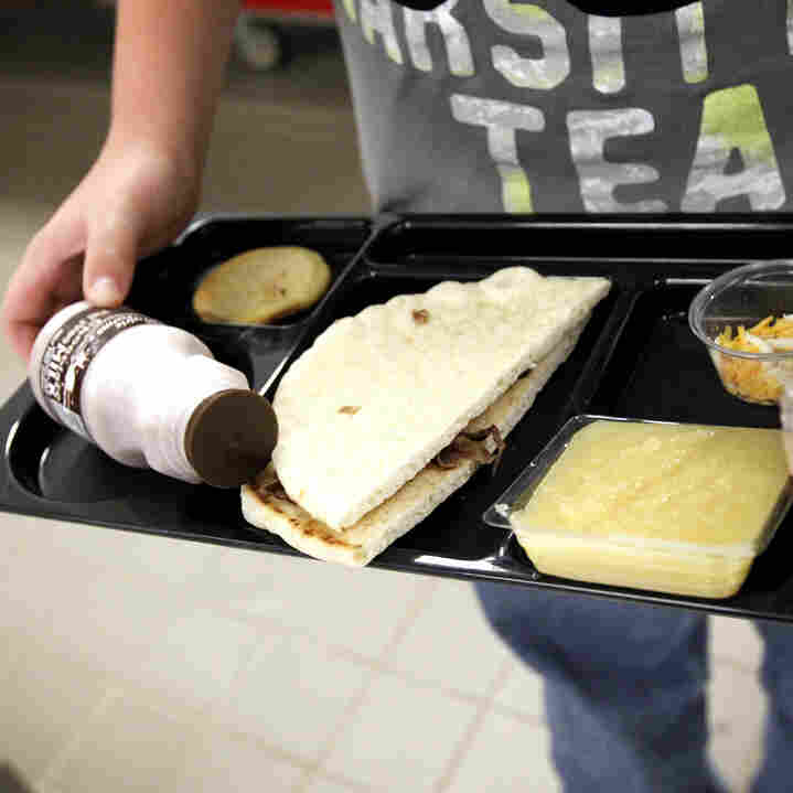 Health Advocates Lament GOP Move To Relax School Lunch Rules