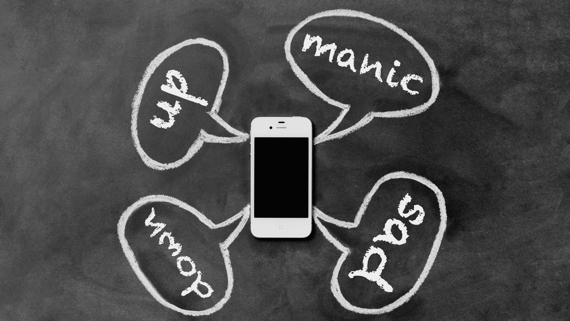 Phone App Might Predict Manic Episodes In Bipolar Disorder
