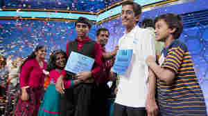 National Spelling Bee: Rare Co-Champions, And A Star Online