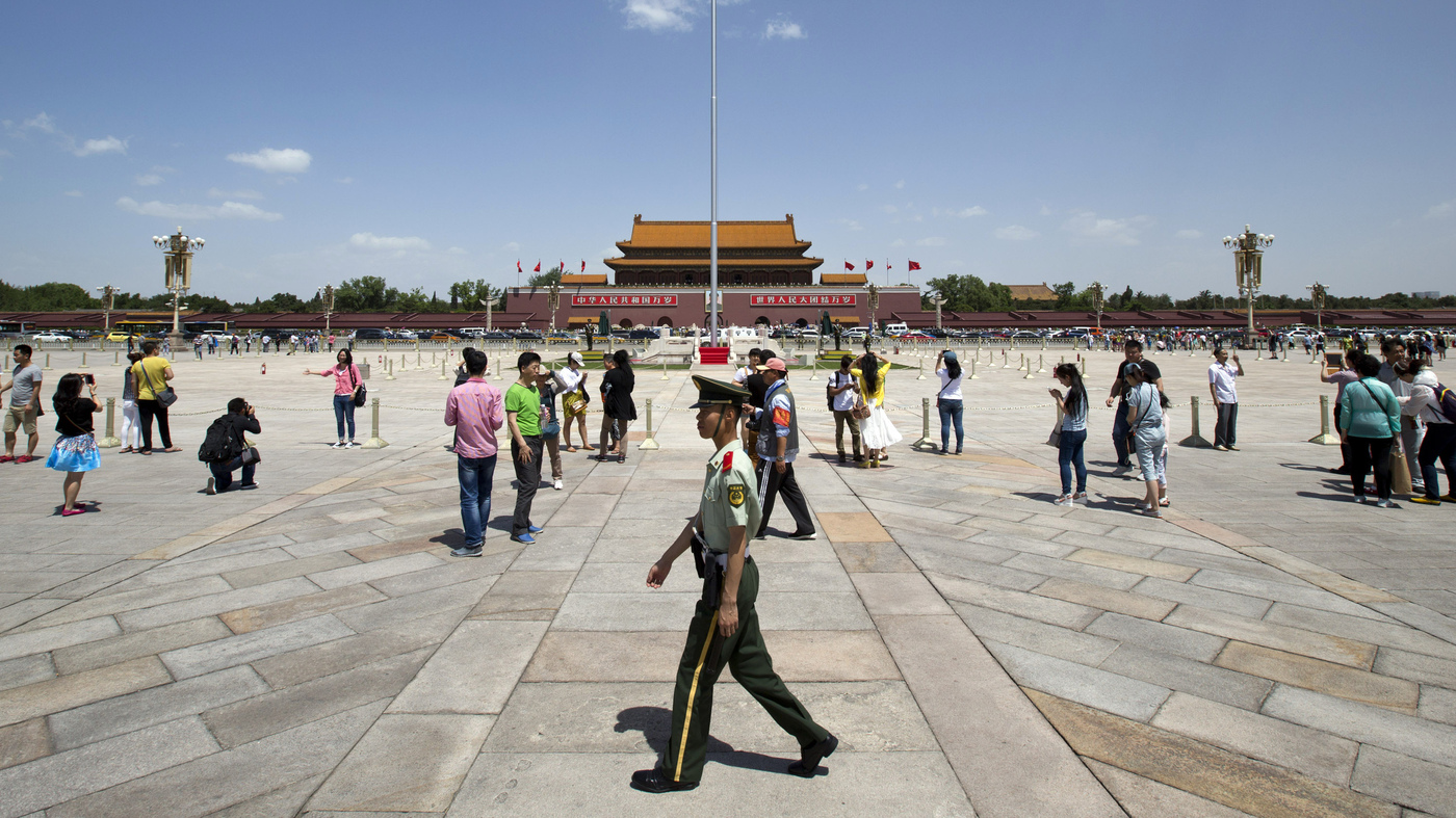 For Many Of China's Youth, June 4 May As Well Be Just